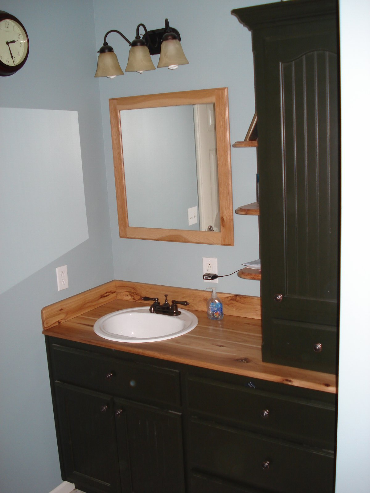 Bathroom Cabinetry Amp Countertops Jake S Creative Woodworks