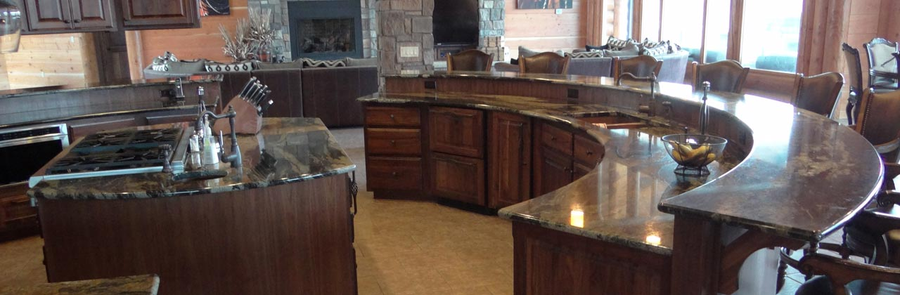 Merveilleux Custom Cabinets And Countertops